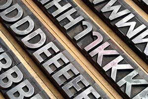 NJ Communication - bien choisir sa police d'écriture ou typographie