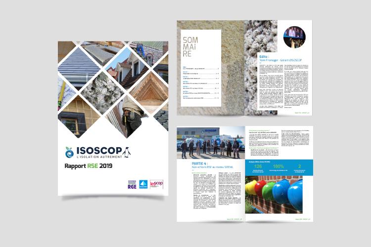 rapport rse isoscop - rse atitude