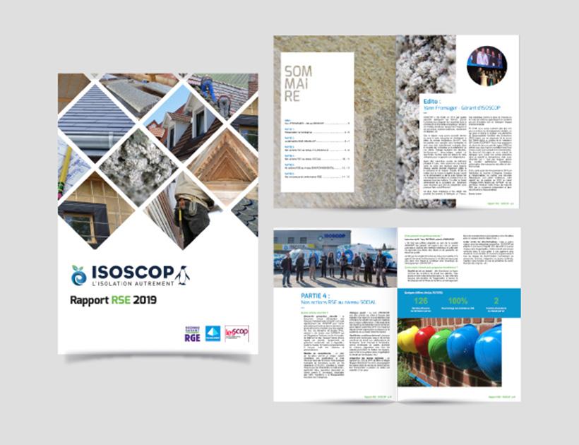rapport rse isoscop - rse attitude