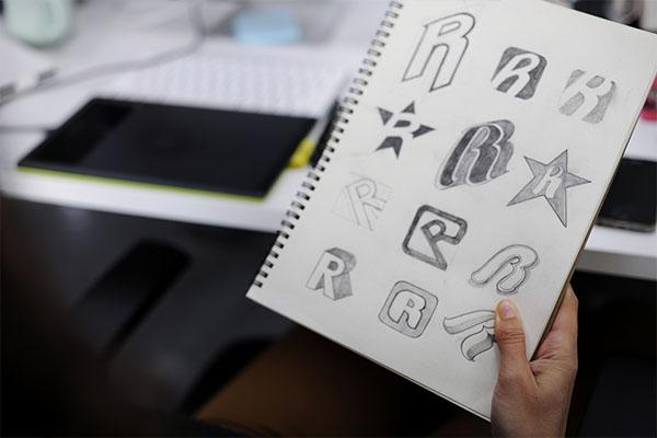 refondre un logo