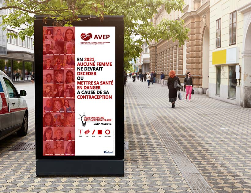 campagne prévention AVEP